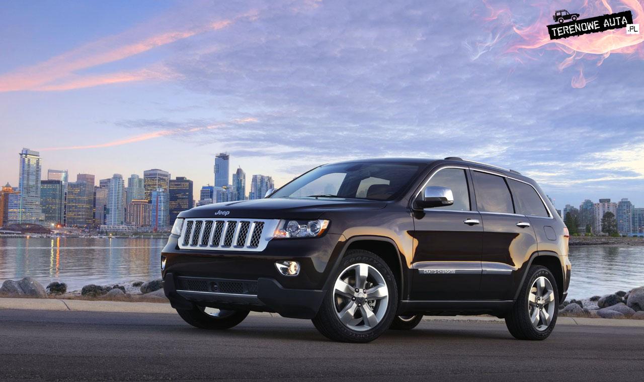 Used Jeeps Near Me >> Jeep Grand Cherokee Overland Summit - najbardziej ...