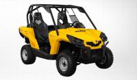 Can-Am Electric Commander – użytkowy quad na prąd